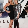 NO REPRO FEE. 24/10/2012. Pictured tonight at the Skyfall charity screening at The Savoy Cinema are (LtoR) Lisa Burgess and Donna McGarry. The screening is in aid of 2 Irish charities LARCC and the Irish Cinema Benevolent Fund. A magnum of Bollinger was given to the best dressed man and best dressed woman and attendees enjoyed a Heineken drinks reception in Lillie's Bordello after the screening.Photo: Sasko Lazarov/Photocall Ireland
