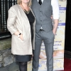 Niall Breslin and mother Mandy Breslin at Bressies Charity lunch in aid of Larcc Cancer Support in Brasserie 15 Restaurant in Castleknock 