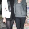 Niamh Ryan and Karen McQuillan pictured at Bressies Charity lunch in aid of Larcc Cancer Support in Brasserie 15 Restaurant in Castleknock 