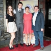 Sophie Browne ,Niall Breslin,Mary Browne and Greg Browne pictured at Bressies Charity lunch in aid of Larcc Cancer Support in Brasserie 15 Restaurant in Castleknock 