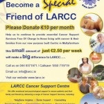 Become a Special Friend of LARCC