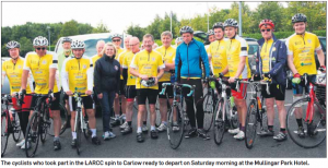 5 County Cycle GrouP Photo