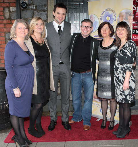 Bressies Charity lunch in aid of Larcc Cancer Support in Brasserie 15 Restaurant in Castleknock Pic Brian McEvoy