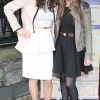 Ramona McNicholas and Carole Murray pictured at Bressies Charity lunch in aid of Larcc Cancer Support in Brasserie 15 Restaurant in Castleknock Pic Brian McEvoy