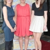 Joanne Keely, Mary Browne and Sophie Browne pictured at Bressies Charity lunch in aid of Larcc Cancer Support in Brasserie 15 Restaurant in Castleknock Pic Brian McEvoy