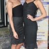 Kerrie Nicole Blanc  and Roz Lipsett  pictured at Bressies Charity lunch in aid of Larcc Cancer Support in Brasserie 15 Restaurant in Castleknock 