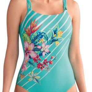 Honolulu one piece swimsuit